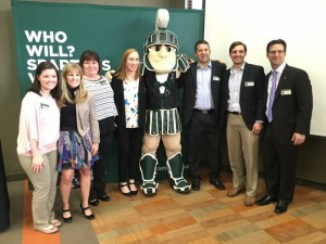 2016 PAA Group with Sparty
